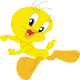 Tweety is coming