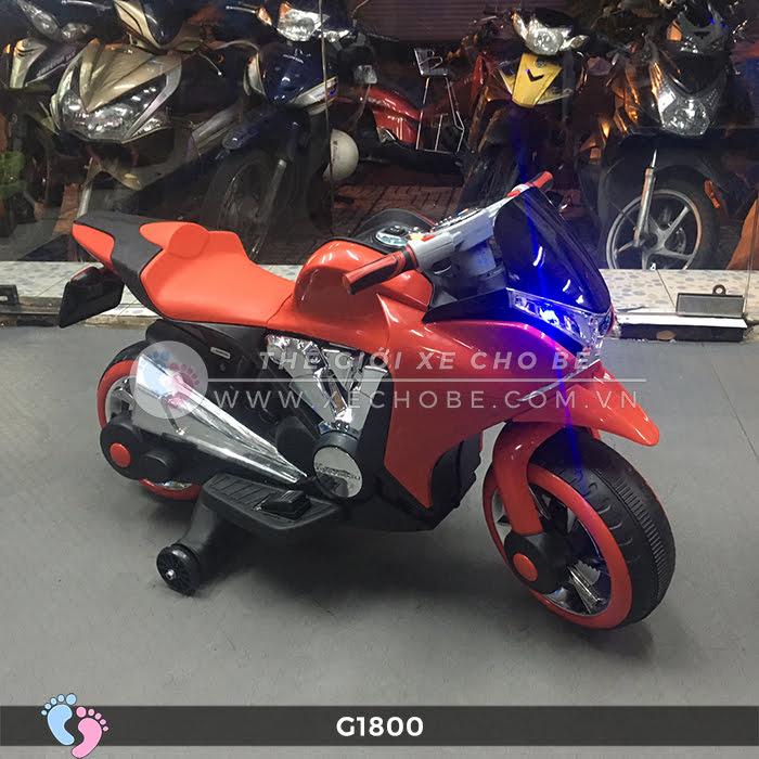 Xe mô tô điện trẻ em g1800 7