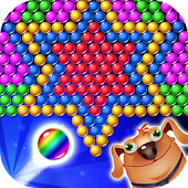 Fun Dog Bubble Shooter Games