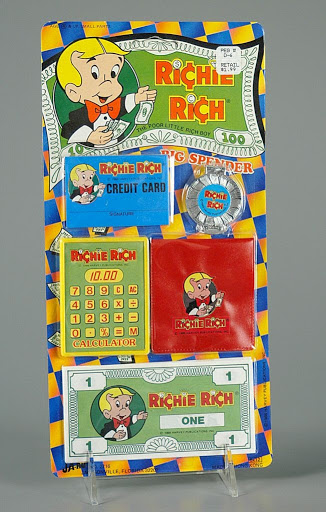 Play set:Richie Rich, The Poor Little Rich Boy, Big Spender