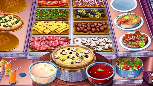 Cooking Urban Food - Fast Restaurant Games apkmr screenshots 4