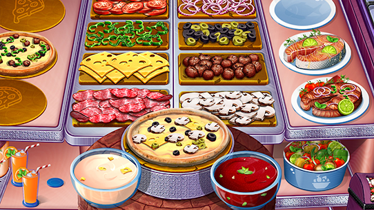 Cooking Urban Food – Fast Restaurant Games App Latest Version Download For Android and iPhone 4
