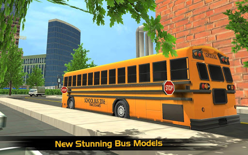 School Bus Simulator 1.4 screenshots 1