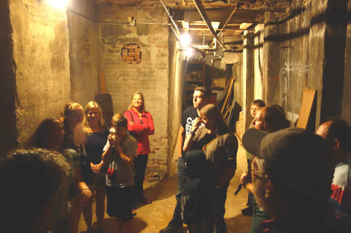 Touring Beneath the Streets in Seattle