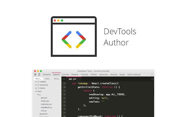DevTools Author
