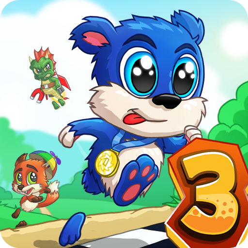 Fun Run 3: Arena - Multiplayer Running Game file APK for Gaming PC/PS3/PS4 Smart TV