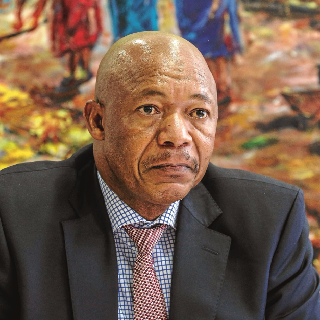 PIC CEO Dan Matjila. Picture: SUNDAY TIMES