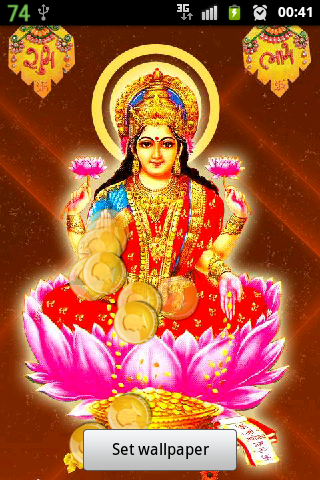 Livewallpaper Lakshmi Maa Apk Download Apkpureco
