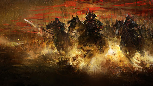 Samurai Pack 2 Live Wallpaper