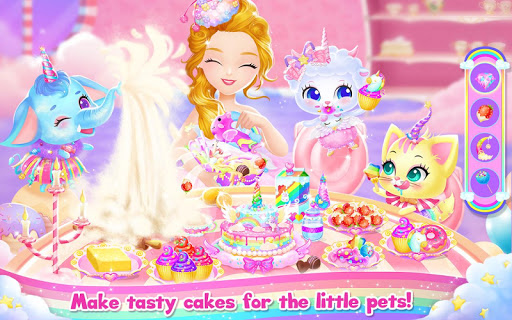 Princess Libby Rainbow Unicorn 1.0 screenshots 5