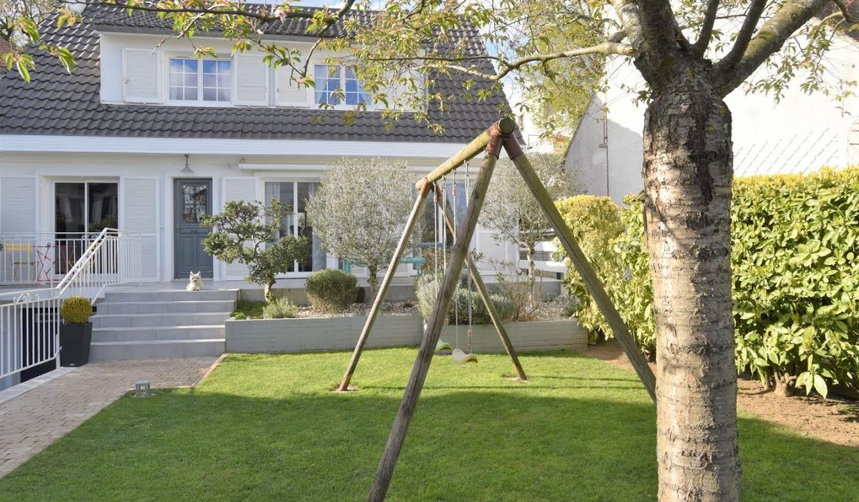 Maison avec terrasse Chatenay-malabry