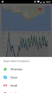 Wind Meter Lab screenshot 4
