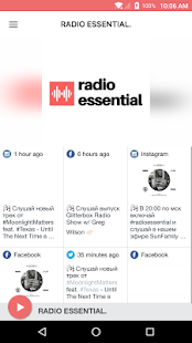 RADIO ESSENTIAL. - náhled