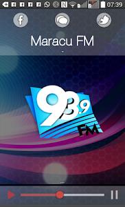 maracufm screenshot 2