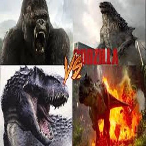 Baixar Dinosaur Godzilla and King Kong Wallpapers HD para Android
