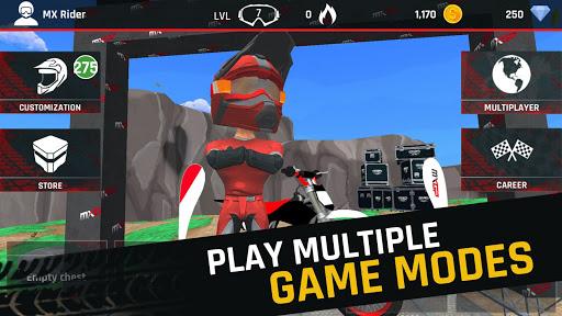 Télécharger gratuit MXGP Motocross Rush APK MOD 2