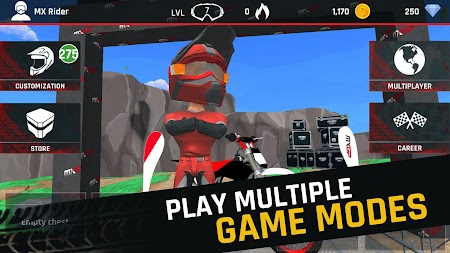 MXGP Motocross Rush APK screenshot thumbnail 2
