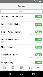 MyCuts - Salon Booking App- screenshot thumbnail