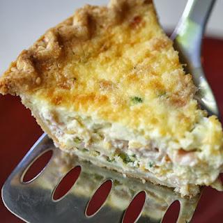 Ham Cheese and Broccoli Pie Recipe