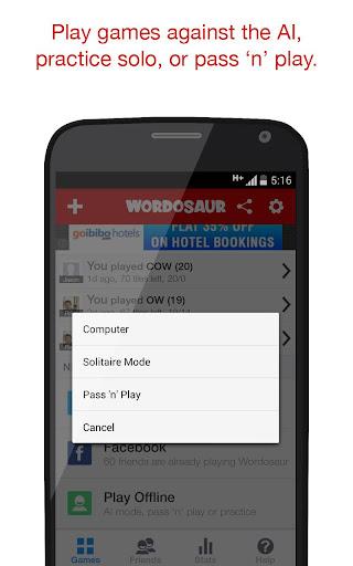 Wordosaur Top Rated Word Game 1.0.44 screenshots 5