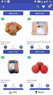 MalnadMarket - Online SuperMarket - náhled