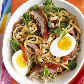 Duck with Indonesian Style Noodles