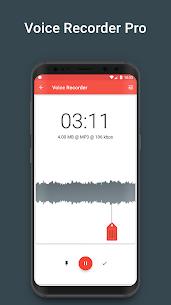 Gravador de Voz Pro 1