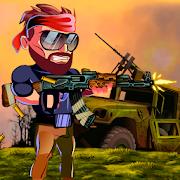 Metal Strike Force: Shooting Soldiers 2D