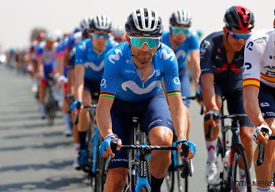 "40-jarige Valverde overweegt toch om gewoon verder te koersen: ""Ik heb niet definitief beslist om met pensioen te gaan"""