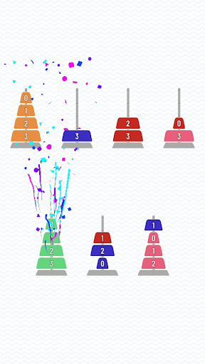 Tower Sort Puzzle android2mod screenshots 2
