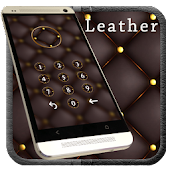 Leather luxury deluxe theme