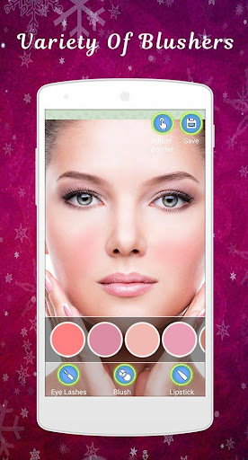 Beauty Cam: Eye Makeup Screenshot