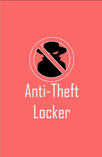 Anti-Theft Locker