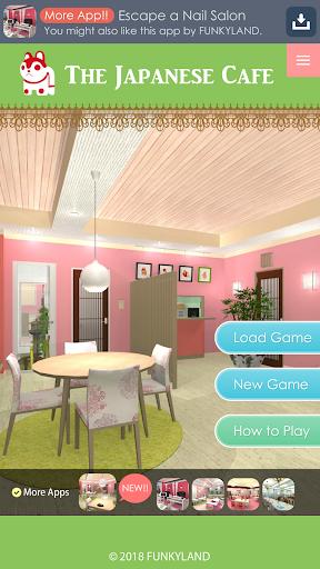 Escape a Japanese Cafe 1.1 screenshots 1