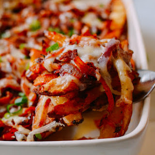 Kimchi Fries.