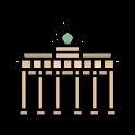 Berlin spots icon