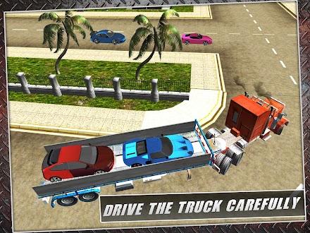 Transportador del coche de Gratis
