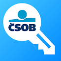 CSOB Smart Key icon