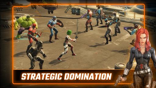 MARVEL Strike Force  screenshots 9