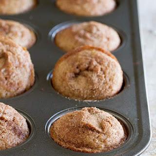 Cinnamon Muffins.