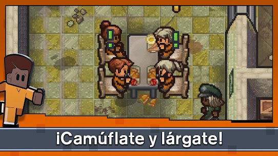 The Escapists 2: Fuga de bolsillo 5