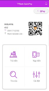 TPBank Quick Pay - náhled