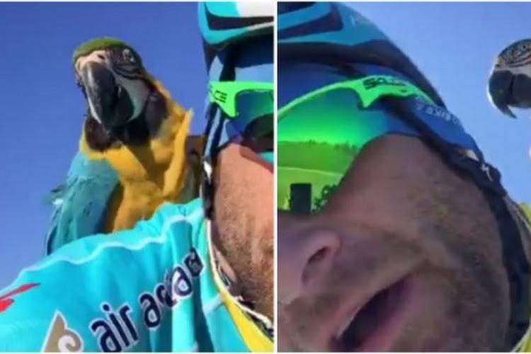 ? Ook Frankie was erbij in de Tirreno Adriatico