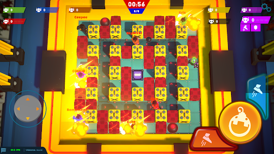 Bomb Bots Arena MOD APK (Unlimited Money/Gold) for Android 3