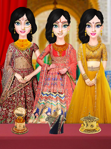 Royal North Indian Wedding - Arrange Marriage Game modavailable screenshots 7