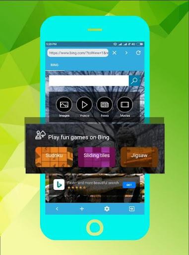 Pekob Browser 1.0.1.6 screenshots 1
