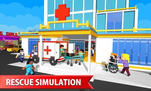 Hospital Craft: Building Doctor Simulator Games 3D 1.2 screenshots 2