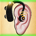 Hearing Aid Wifi icon