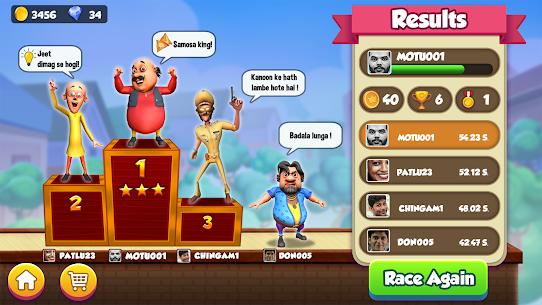 Motu Patlu – Run Race Free Android Game Download 5
