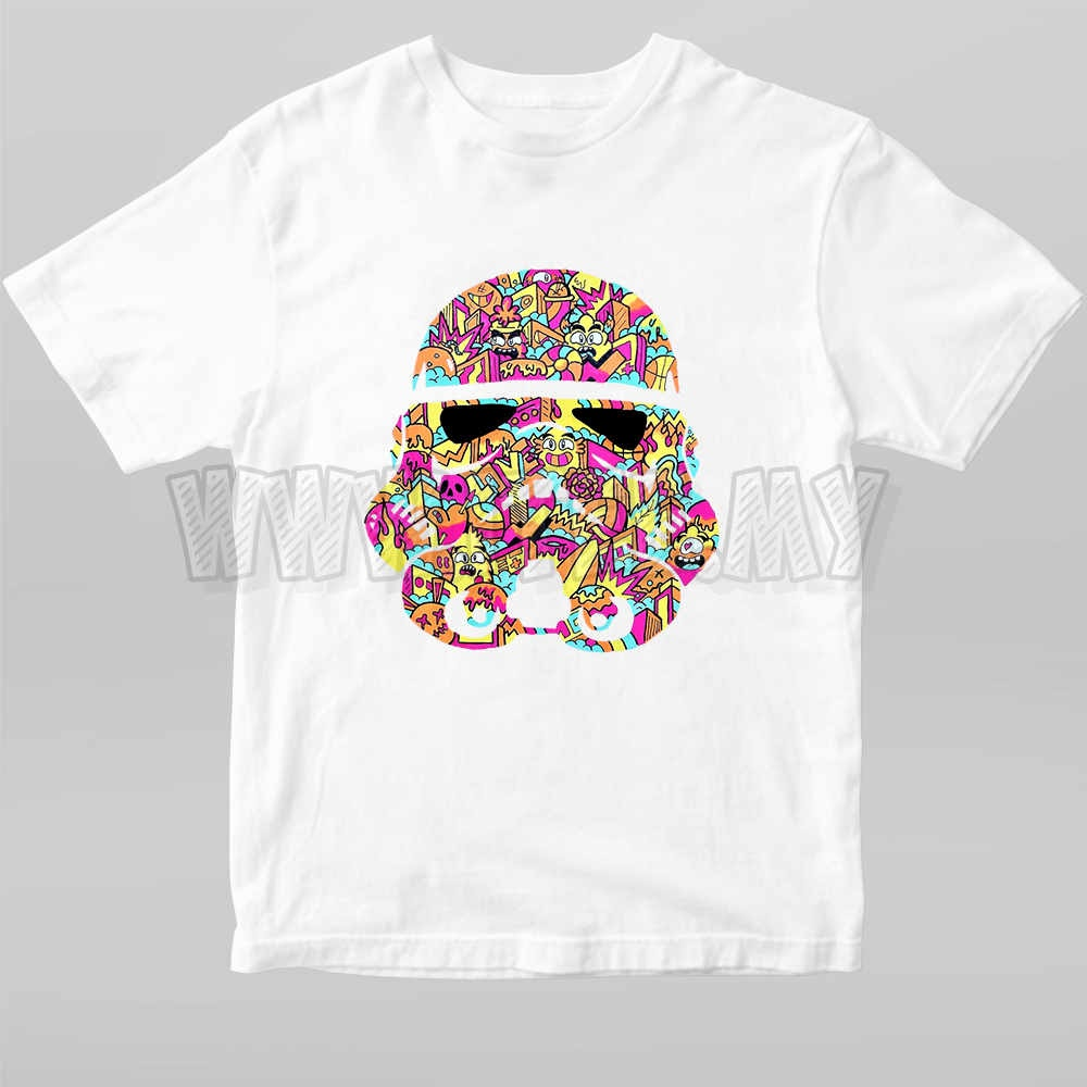 Stormtrooper Starwar Doodle 15
